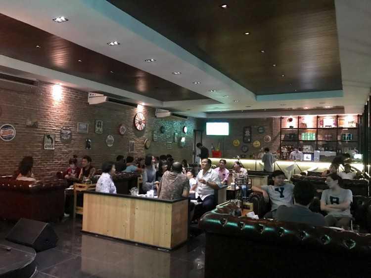 U-เทิร์น Bar&Restaurant : นครนายก