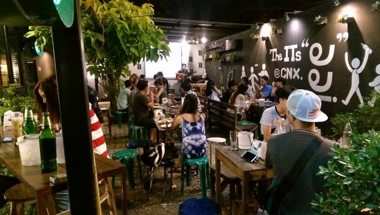 The ITs 'ะ' Cafe' and Bistro : Chiangmai