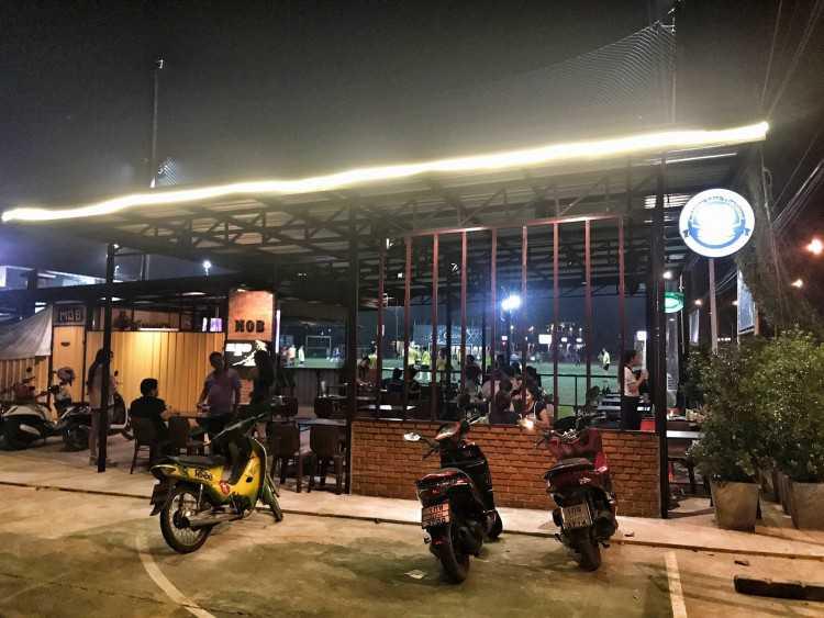 MOB Bar Chiang Mai : เชียงใหม่