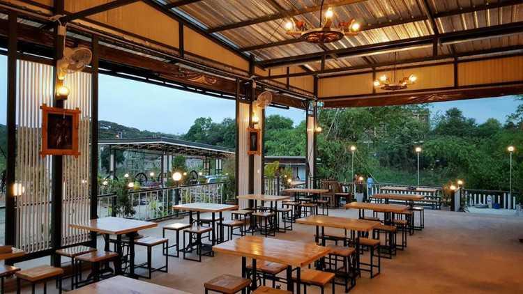 ครัวบัวงาม  Bua Ngam  Restaurant saraburi : สระบุรี