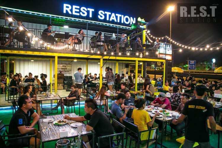 Rest Station Pattaya (Rest Station Pattaya) : Pattaya - Chon Buri - Rayong (พัทยา - ชลบุรี - ระยอง)