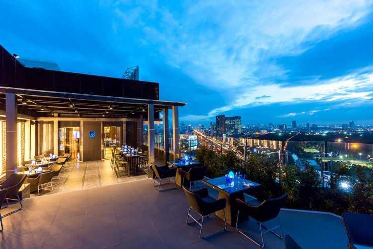 Blue Sky at Centara Grand at Central Plaza Ladprao Bangkok : กรุงเทพ
