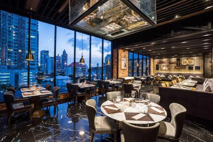 MOJJO Lounge Bar : กรุงเทพ
