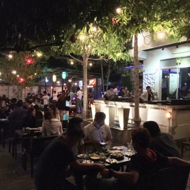 Raykaj smart bar : Lamphun