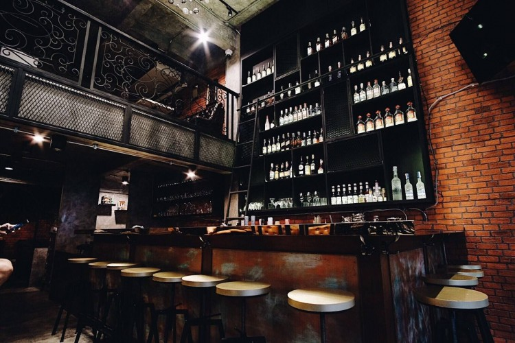 Winter Bar & Bistro : Bangkok
