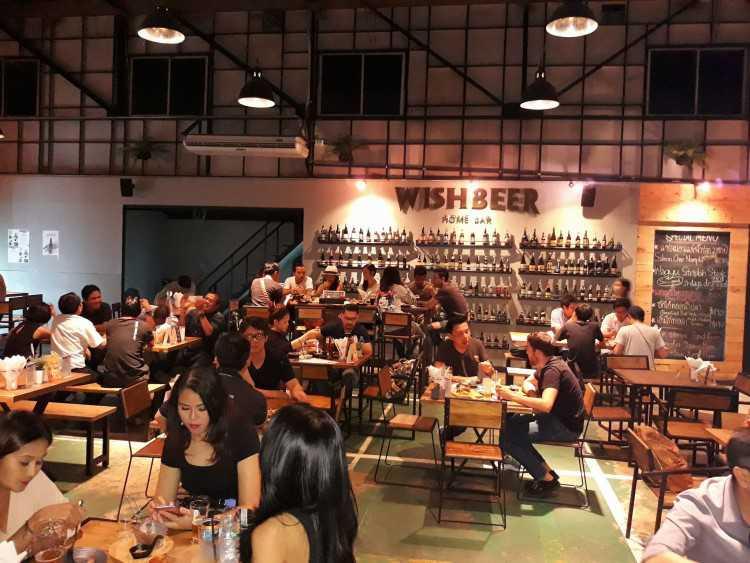 Wishbeer Home Bar สุขุมวิท 67 : กรุงเทพ