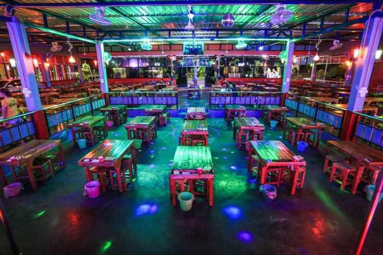 โรงเบียร์ ป๋าแดง : พัทยา - ชลบุรี - ระยอง