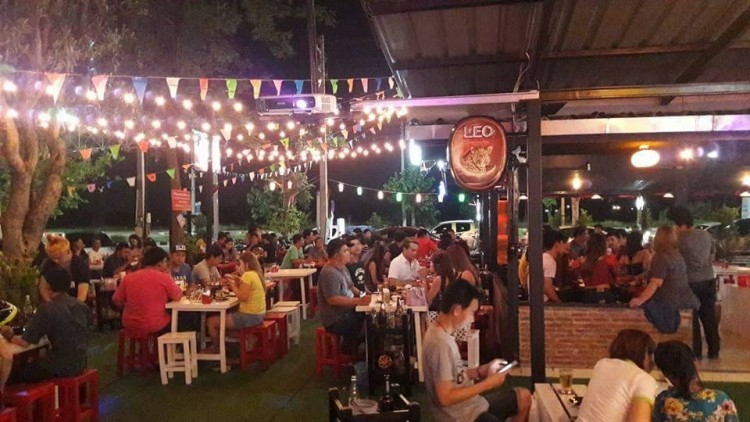 Bypass Station bar&rastaurant : Ratchaburi
