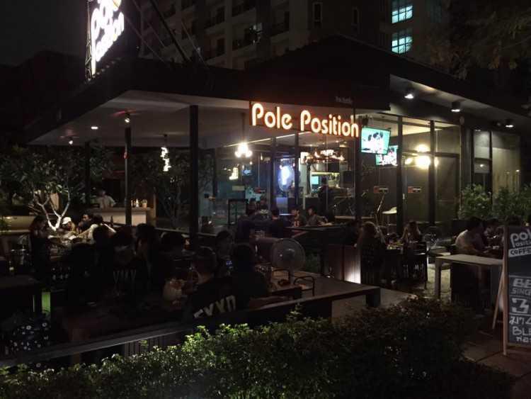 Pole Position Cafe' & Bar : กรุงเทพ