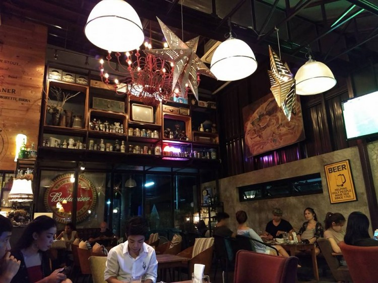La Birra Bistro Beer and Wine Bar (Hua Hin) : Prachuap Khiri Khan