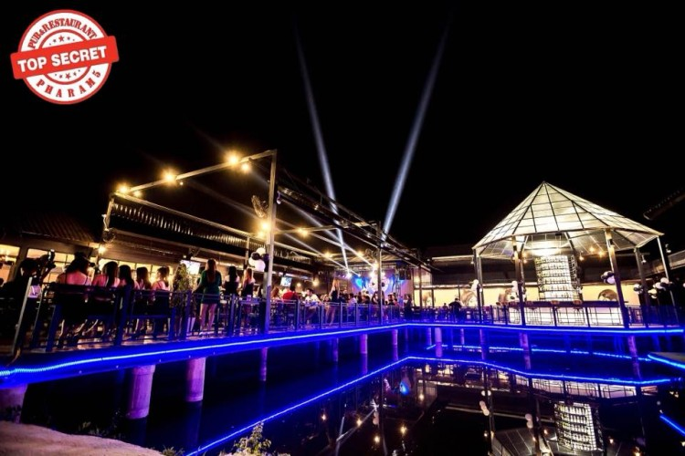 TOP Secret Pharam 5 : Bangkok