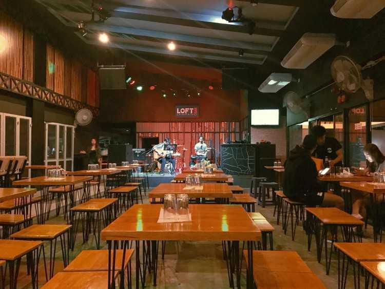 Loft Bar Lampang : ลำปาง