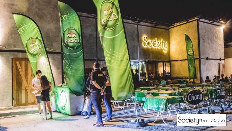 Society Music and Bar : Bangkok
