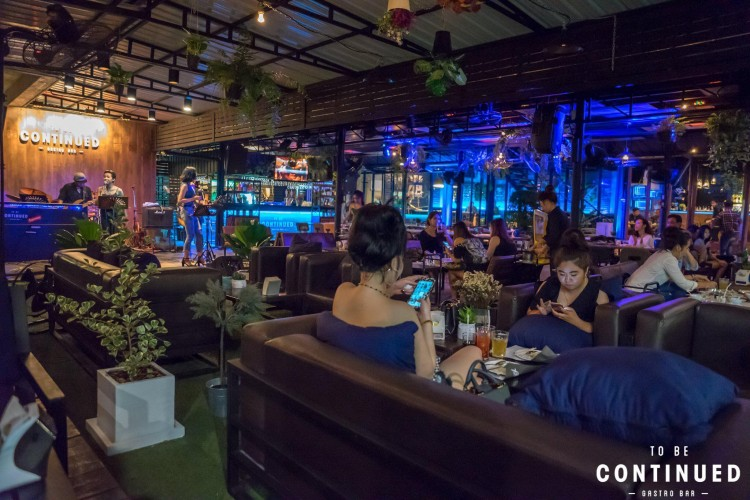 To Be Continued Gastro Bar : Chanthaburi