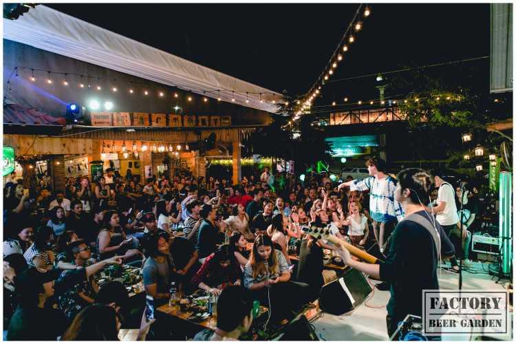 Factory Beer Garden Krabi : Krabi