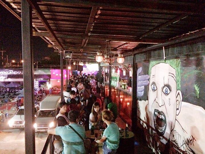 Joker Bar : Samut Sakhon