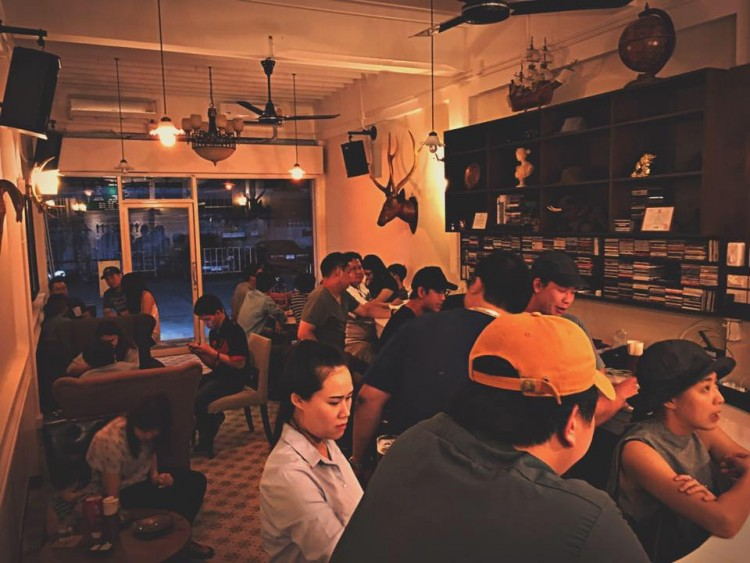 The Grumpy Old Men : My BEER Friend Taproom : Chiangmai