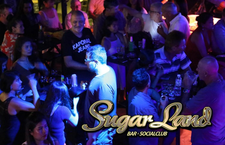 SugarLand Club bar Hua Hin : Prachuap Khiri Khan