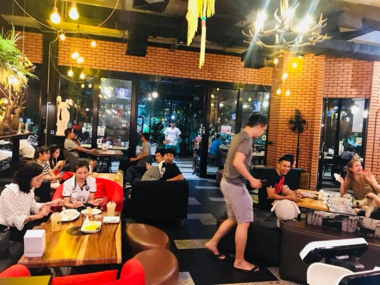 Foresta cafe' : Bangkok