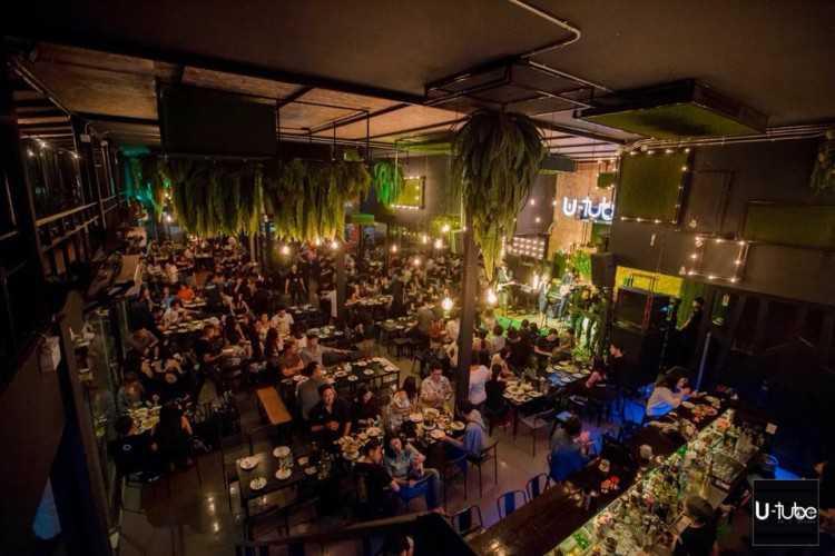 U-Tube Bar&Restaurant อุดรธานี : อุดรธานี