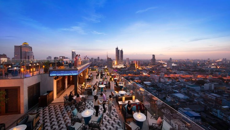 Yao Restaurant & Rooftop Bar : กรุงเทพ