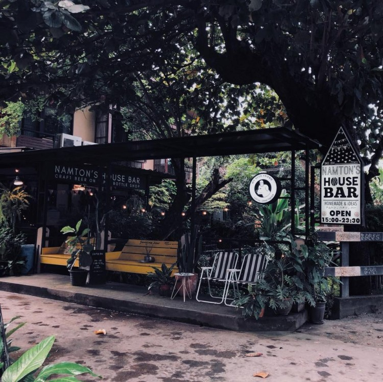 Namton's House Bar : Chiangmai