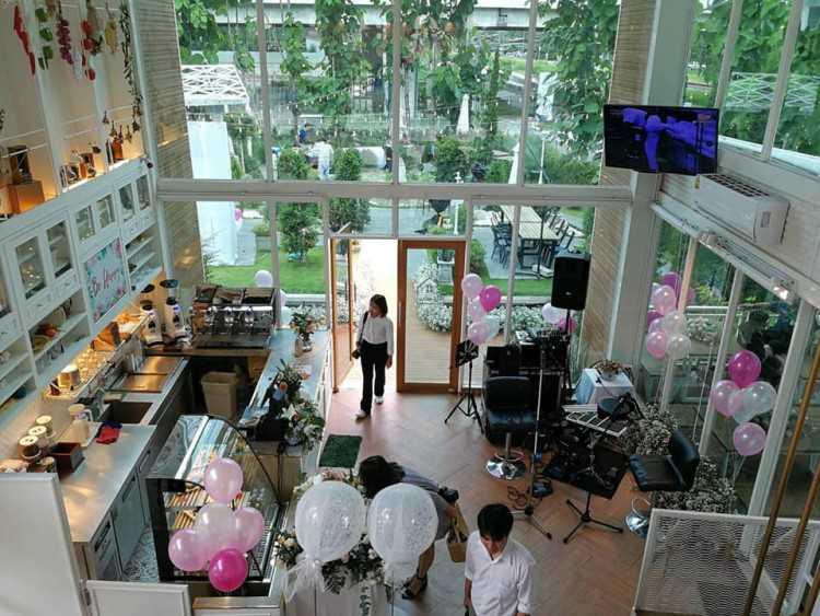 Full house Coffee&Eatery : Chiangmai