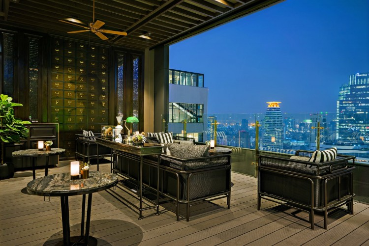 ABar & ABar Rooftop : Bangkok