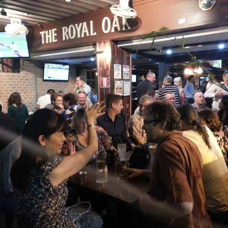 Royal Oak Bkk : สุขุมวิท - อโศก