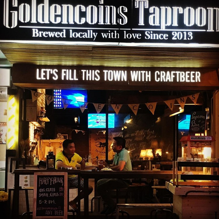 Goldencoins Craftbeer : Bangkok