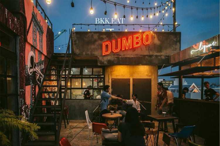 Dumbo BKK : พหลโยธิน - จตุจักร - วิภาวดี