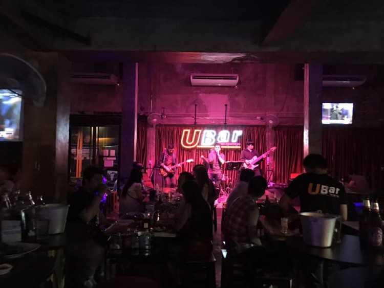 U-Bar : Bangkok