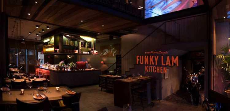 Funky Lam : ThongLo - Ekkamai