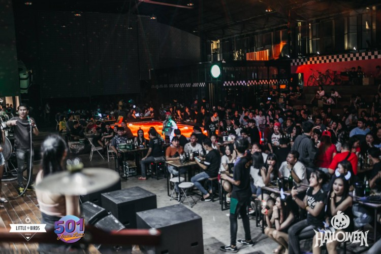 501 Music Bar : นครปฐม