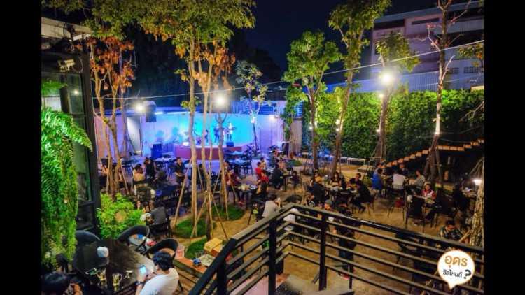 Bar'ista Brasserie : Udon Thani