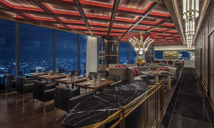 Waldorf Astoria Bangkok : กรุงเทพ