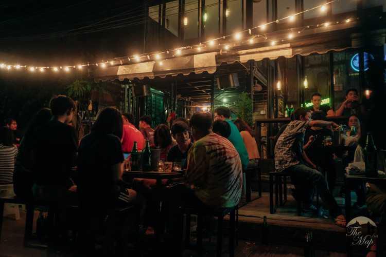 The Map Bar : สระบุรี