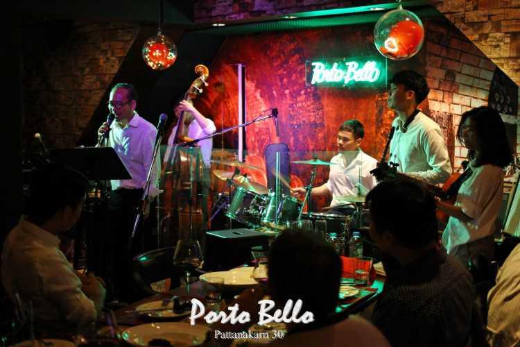 Porto Bello Pattanakarn30 : พัฒนาการ - ศรีนครินทร์ - ตลาดนัดรถไฟศรีนครินทร์ - บางนา - ลาดกระบัง