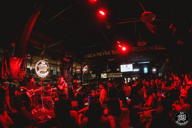 69 Cafe'Rock station : Chiangmai