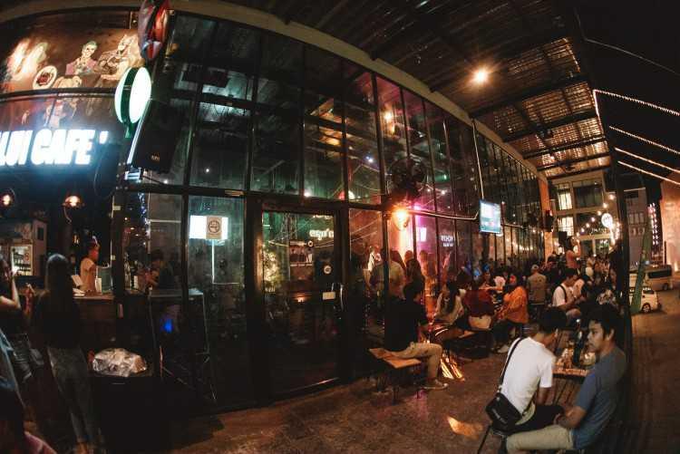 ฉลุย Cafe (Chalui Cafe) : เชียงใหม่ (Chiangmai)