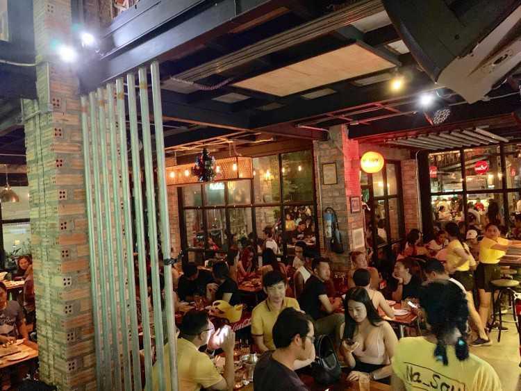 Na soy bar&bistro : Surat Thani