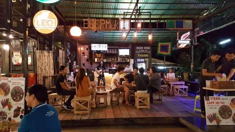 Beer Muk & Night Box : Mukdahan