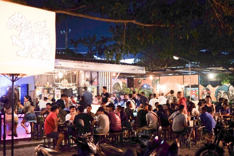 Zerway Bar : Pattaya - Chon Buri - Rayong