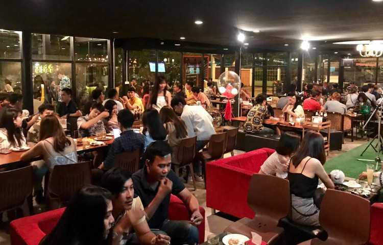 2SiS easy restaurant : อุดรธานี