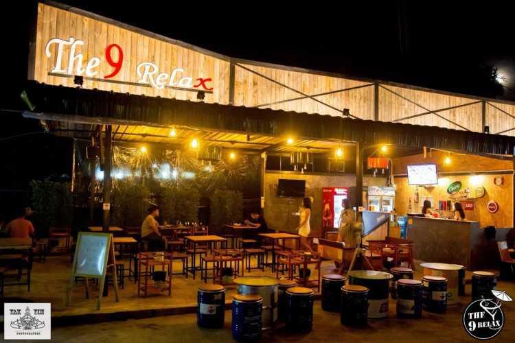 The 9 Relax : พัทยา - ชลบุรี - ระยอง
