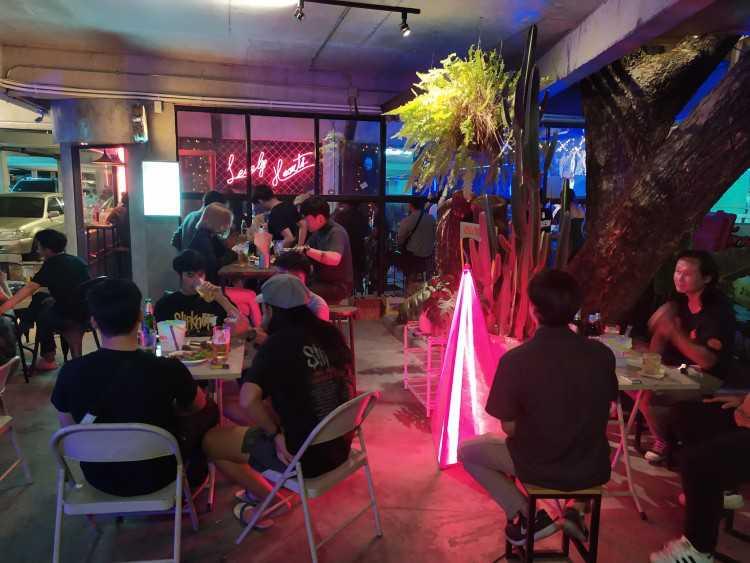 Lonely Hearts Cafe Chiangmai : เชียงใหม่