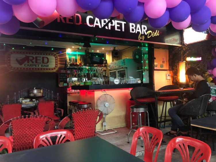 เรด คาร์เปต บาร์ (Red Carpet Bar) : พัทยา - ชลบุรี - ระยอง (Pattaya - Chon Buri - Rayong)