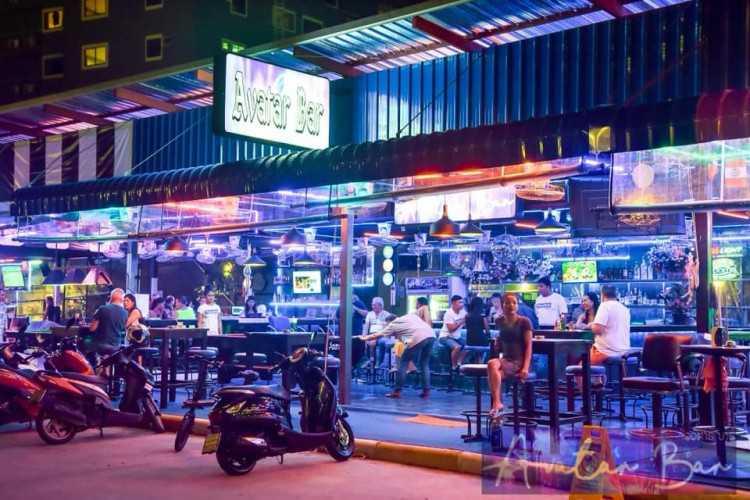 Avatar Bar : Pattaya - Chon Buri - Rayong