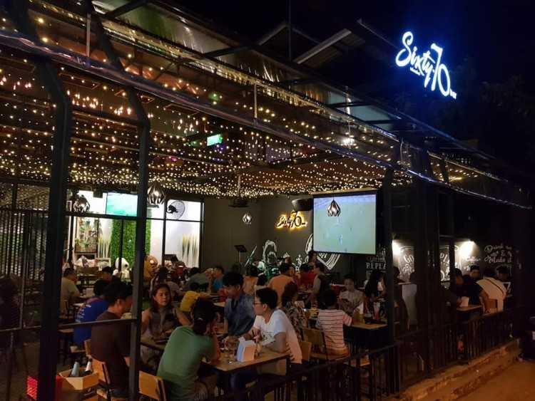 Sixty-70 bar : Bangkok