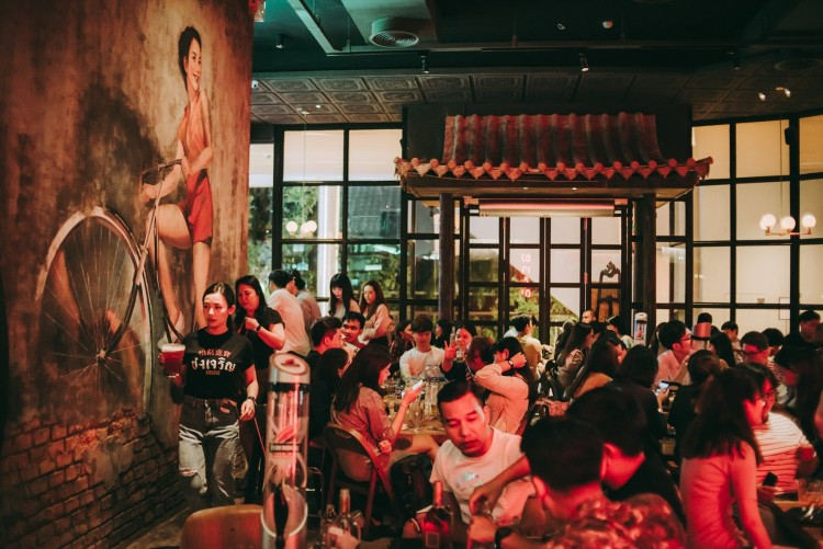Chongjaroen Groove : กรุงเทพ
